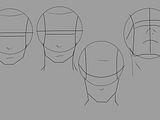 How to Draw the Head – Front View