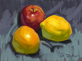 Still Life Exercise (30 mins) low res