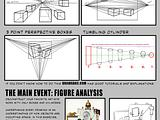 Figure Analysis in Boxes and Cylinders Exercise