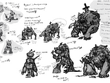ideation assignment monster lab proko final resize