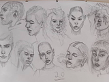 Finished Ahmed Aldoori's 100 heads challenge. I'd appreciate some tips