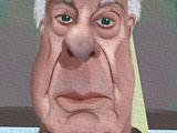 Caricature of Marty