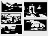 B/W only comps suggestion