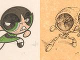 Famous Cartoon Characters Buttercup