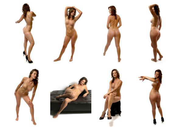 marcia pose examples