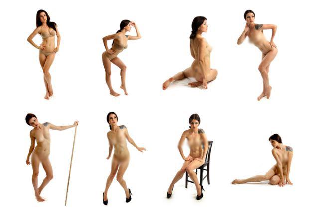 veronica pose examples