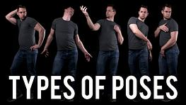 Types of Poses