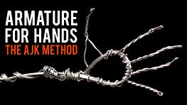Armature for Hands - The AJK Method