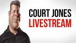 Caricaturing Concepts with Court Jones (LIVESTREAM)