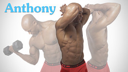 Models in Motion - Anthony