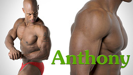 Poses for Artists - Anthony