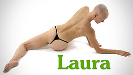 Poses for Artists - Laura