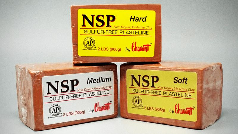 Types of Clay, and What They're Used For