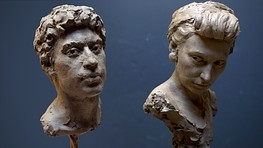 Portrait Sculpting from Life